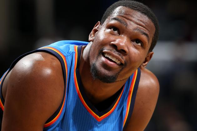 Basketball Is Too Easy for KD, so He Opened a Restaurant