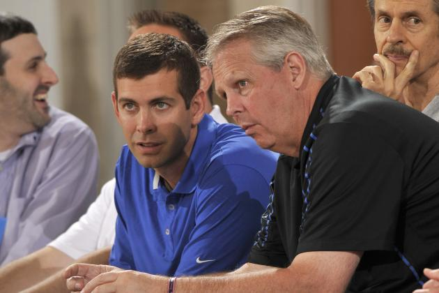 Boston Celtics Patiently Waiting for the Right Trade