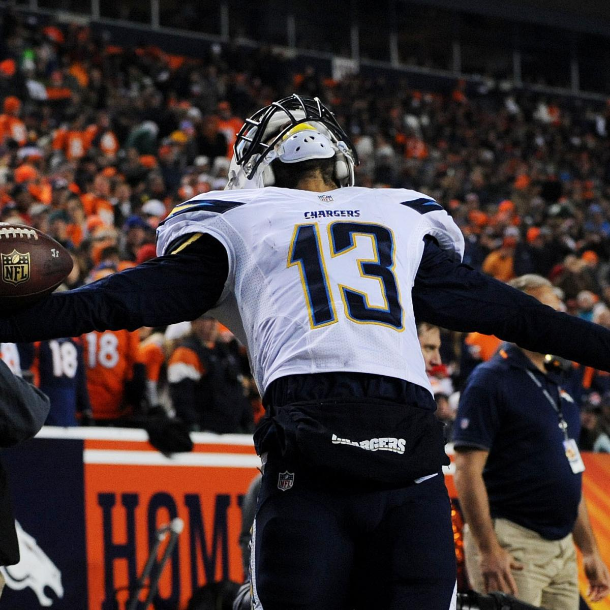 San Diego Chargers Fantasy: Keenan Allen's Instant Fantasy Reaction For 2013 Fantasy