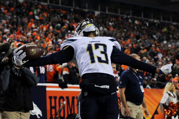 Keenan Allen's Instant Fantasy Reaction for 2013 Fantasy Playoffs