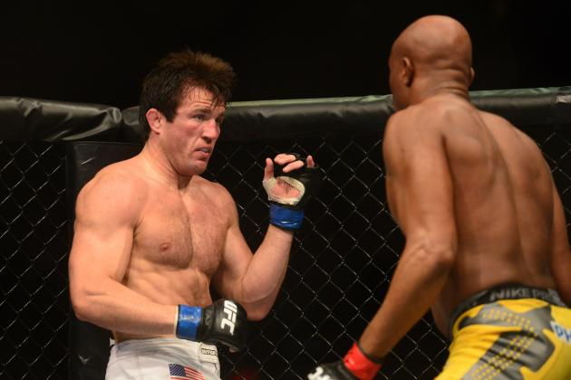 Chael Sonnen Officially Invites Anderson Silva to Be Asst. Coach on TUF: Brazil