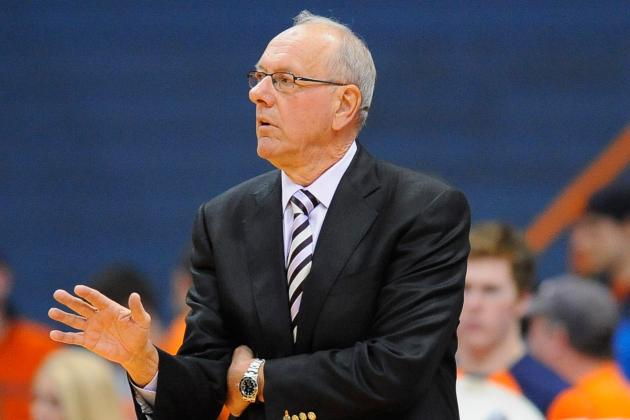 Jim Boeheim Downgrades 2014 NBA Draft Class: 'They're Not Transcendent Players'