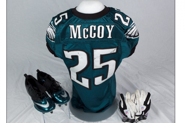McCoy on Display in Canton