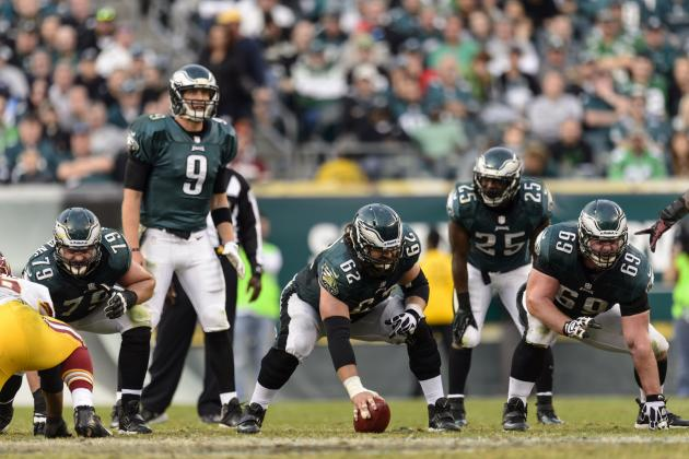 Philadelphia Eagles: Offensive Line Has Been Unsung Heroes of Winning Streak