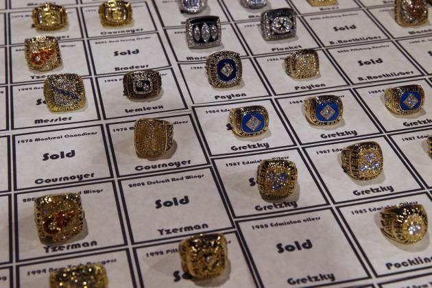 Lakers Security Guard Charged with Stealing 2009 and 2010 Championship Rings