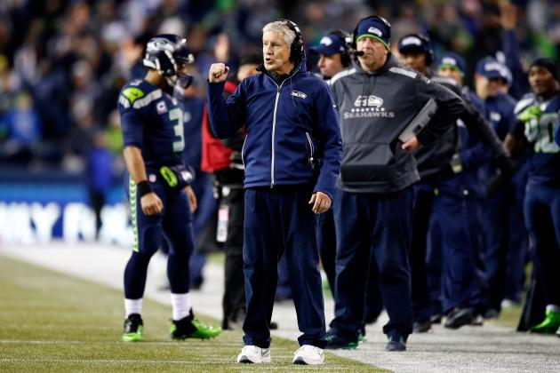 Best, Worst-Case Scenarios for a Seattle Seahawks Playoff Run