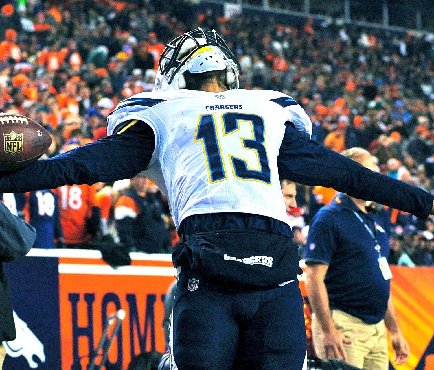 San Diego Chargers Game Score: Chargers Vs. Broncos: Score, Grades And Analysis