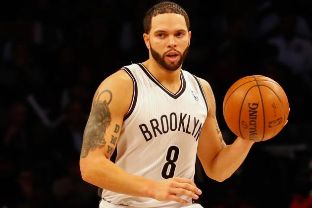 Deron Williams Exacts Revenge with Two Nifty Crossovers of His Own