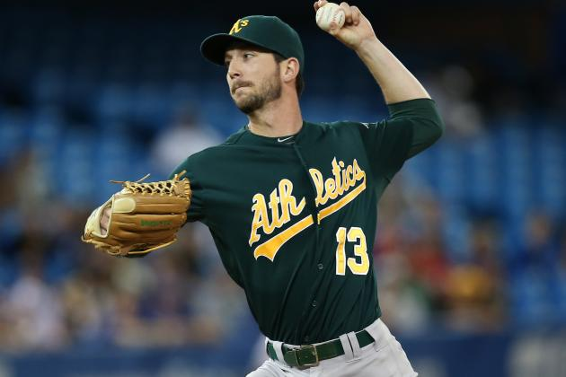 Grading Oakland Athletics on the 2013 MLB Winter Meetings