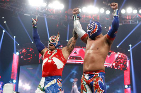 WWE Never Say Never: Rey Mysterio vs. Sin Cara Is Still a Money Match