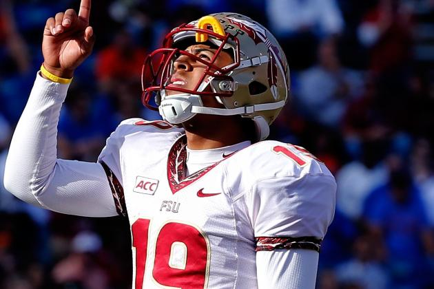 Roberto Aguayo Named 2013 Lou Groza Award Winner