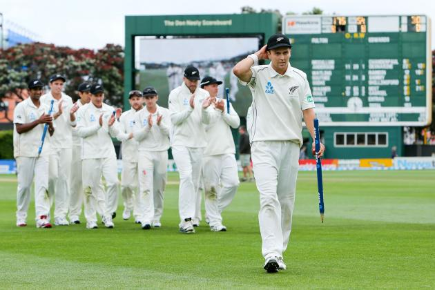 New Zealand vs. West Indies: Day 3 Scorecard and Report from Wellington