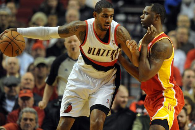 Houston Rockets vs. Portland Trail Blazers: Live Score, Highlights and Analysis