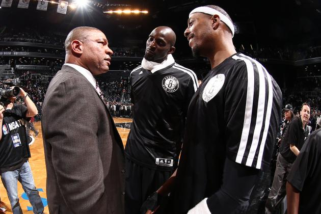 KG, Pierce and Doc Reunion Has 'Weird' Feel
