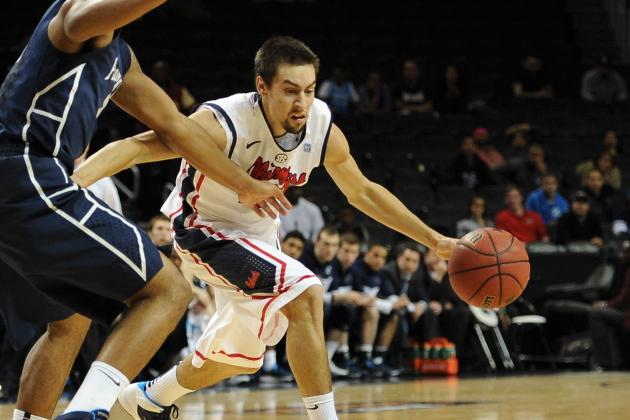 Marshall Henderson Launching 3-Pointers at Torrid Pace