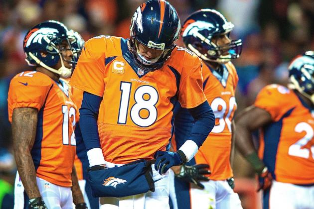 Denver Broncos Are the Only Team That Can Beat Peyton Manning