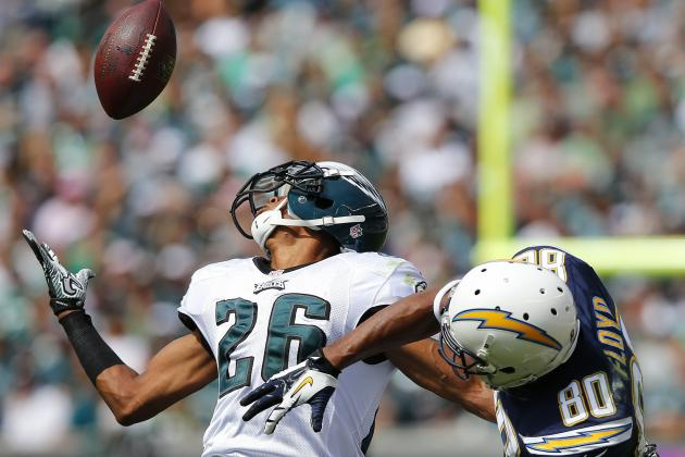 Hamstring Injury Lands Cary Williams on Injury Report