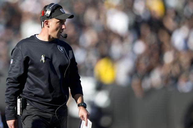 Final 3 Games Will Tell Us a Lot About Dennis Allen, the Oakland Raiders