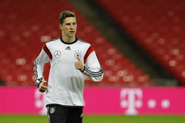 Liverpool Transfer Rumours: Julian Draxler Scouted as Steven Gerrard Replacement
