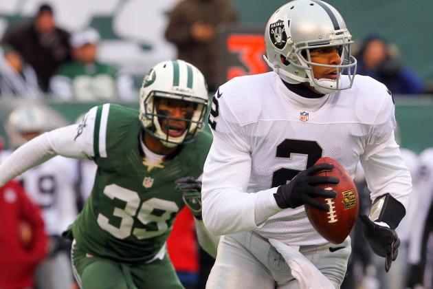 Why the Oakland Raiders Are Not Done with Terrelle Pryor...Yet