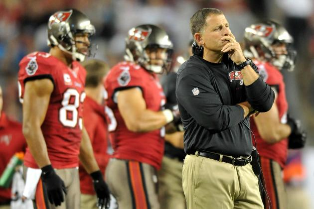 Can Greg Schiano Actually Save His Job?