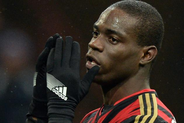 Mario Balotelli Taunts England Ahead of World Cup Clash with Italy ...