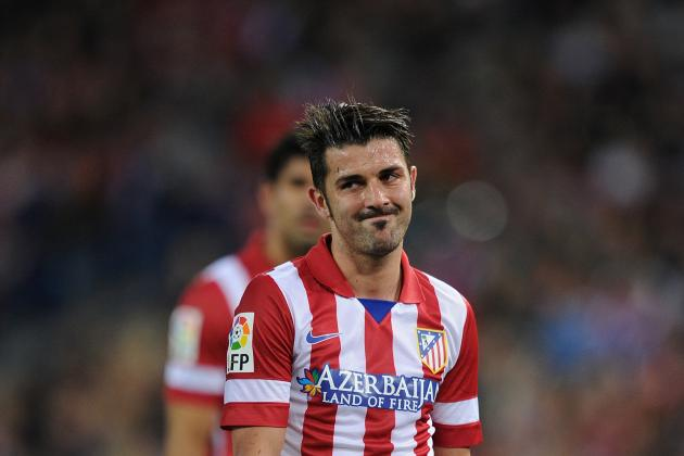 Arsenal Transfer News: David Villa Confirms Gunners Bid for Atletico Madrid Star