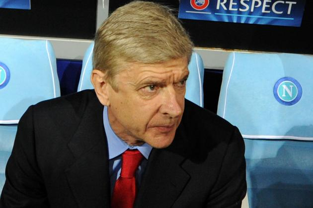 Arsene Wenger Says Arsenal More Creative Than Manchester City Amid Contract Talk