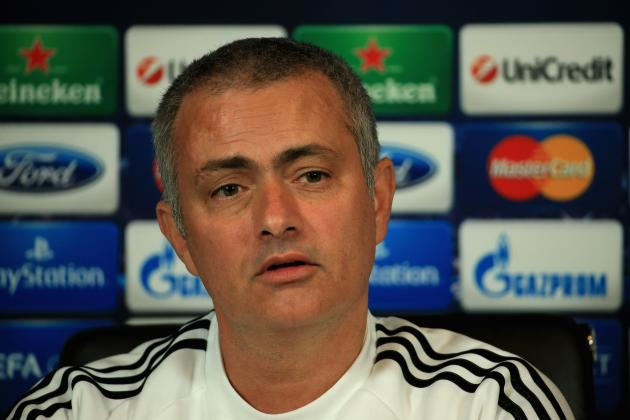 Chelsea Transfer News: Jose Mourinho Rules Out January Arrivals