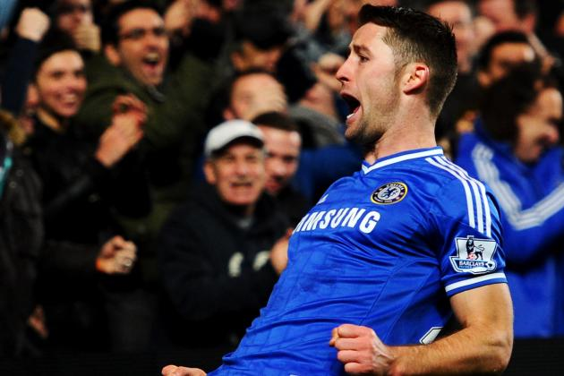 Gary Cahill Injury: Updates on Chelsea Star's Thigh and Return