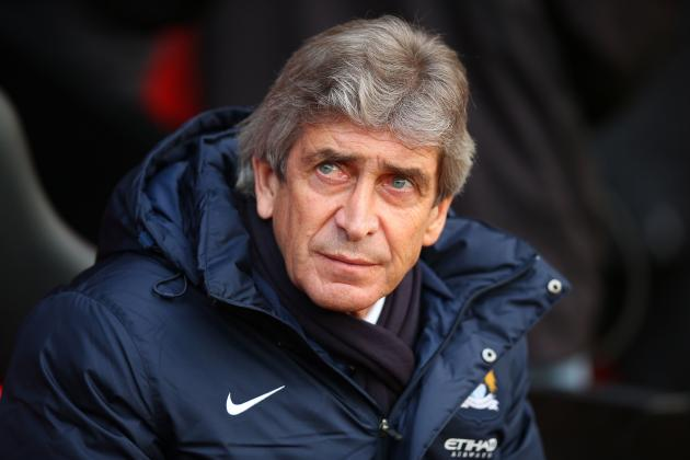 Comparing Manuel Pellegrini's First Season at Manchester City to Roberto Mancini