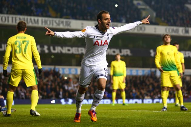 Tottenham vs. Liverpool: Date, Time, Live Stream, TV Info and Preview