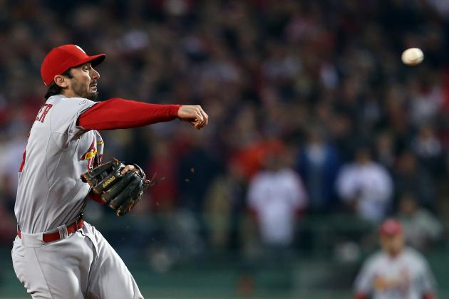 Grading the St. Louis Cardinals on the 2013 MLB Winter Meetings