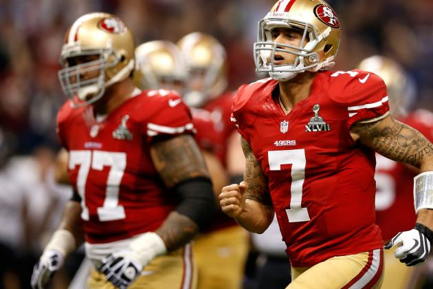All 53 Players Healthy Enough to Practice for 49ers
