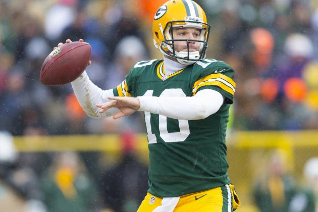 Matt Flynn Focuses on What He Can Control, Including His Mistakes