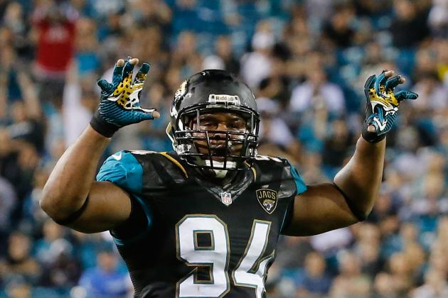 Jeremy Mincey Cut by Jaguars