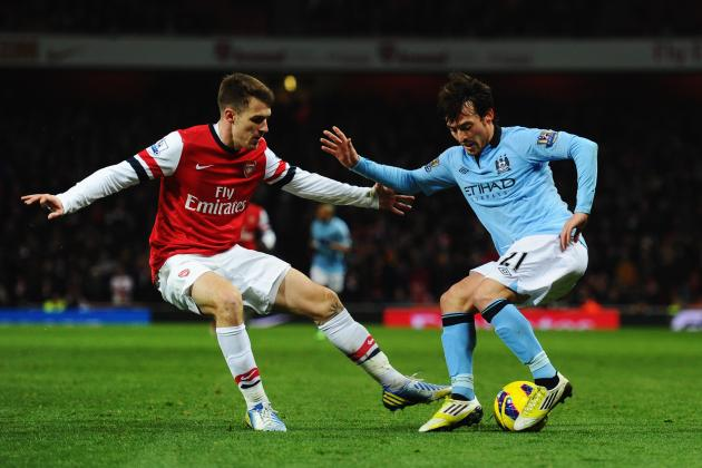 Manchester City vs. Arsenal: 10 Facts Ahead of the Big Title Race Clash