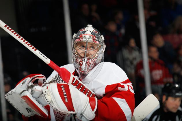 Jimmy Howard Injury: Is It a Blessing in Disguise for Detroit Red Wings?