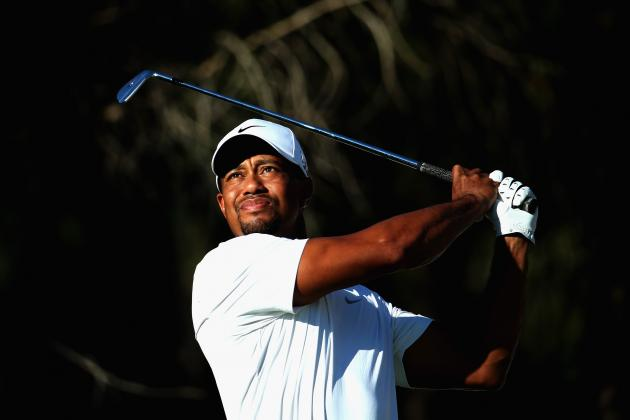 Tiger Woods' Half-Brother Earl Arrested for Alleged Bomb Threat