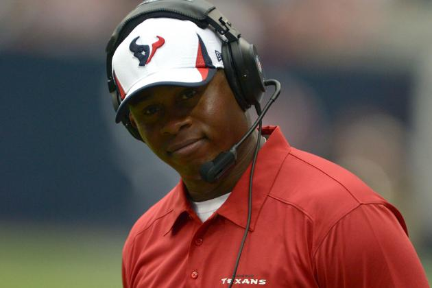 Vance Joseph Ready to Call Plays Sunday