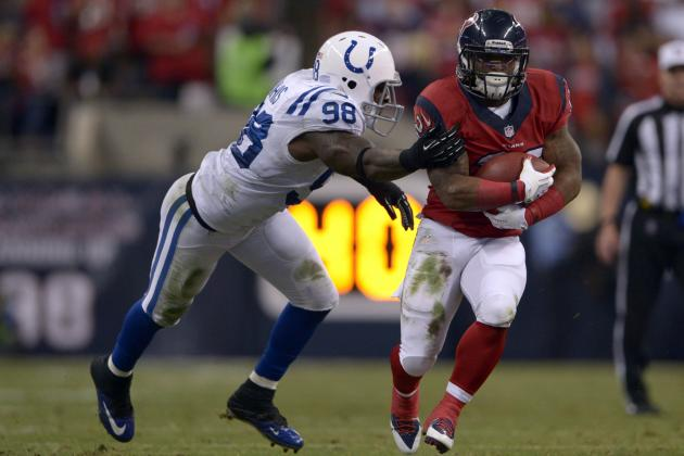 Mathis Says Texans Primed for Turnaround