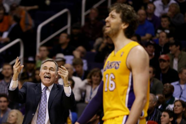 Frustrated Pau Gasol Calls Out Mike D'Antoni