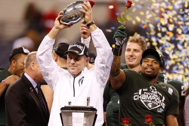 Is Michigan State's Mark Dantonio Least Appreciated Coach in College Football?