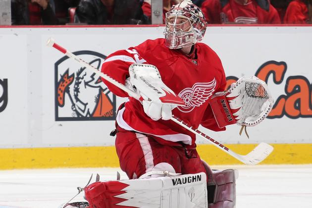 Jimmy Howard Injury: Updates on Red Wings Goalie's Knee and Return
