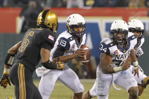 Army vs. Navy Football: Betting Odds Preview, Prediction and Trends