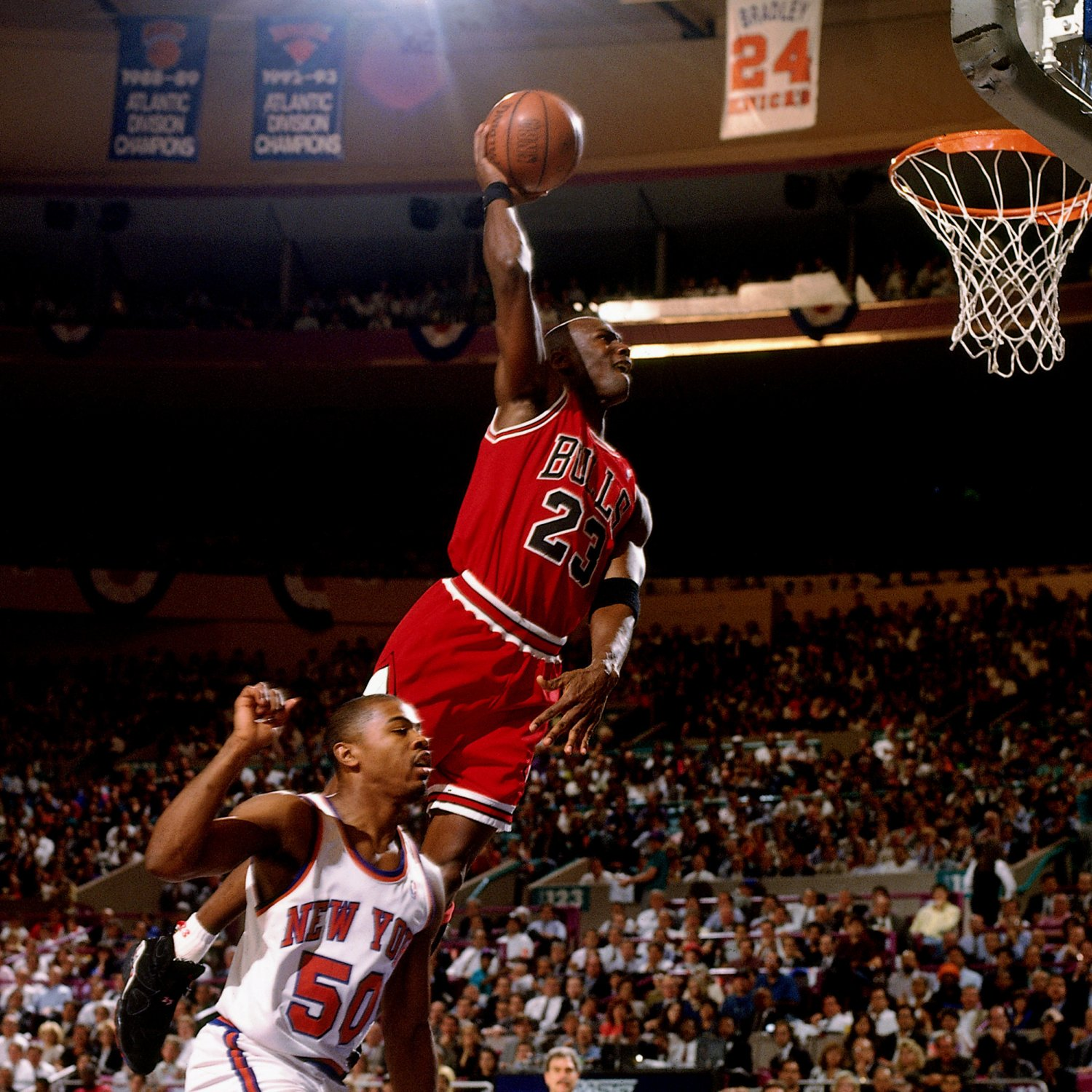 things you never knew about michael jordan bleacher report. Black Bedroom Furniture Sets. Home Design Ideas
