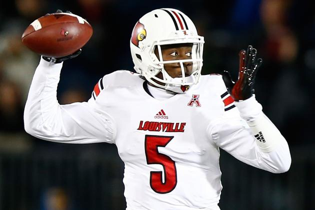 Teddy Bridgewater Reportedly Considering Return to Louisville for Senior Season