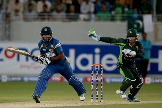 Pakistan vs. Sri Lanka, 2nd T20: Scorecard, Report and More from Dubai