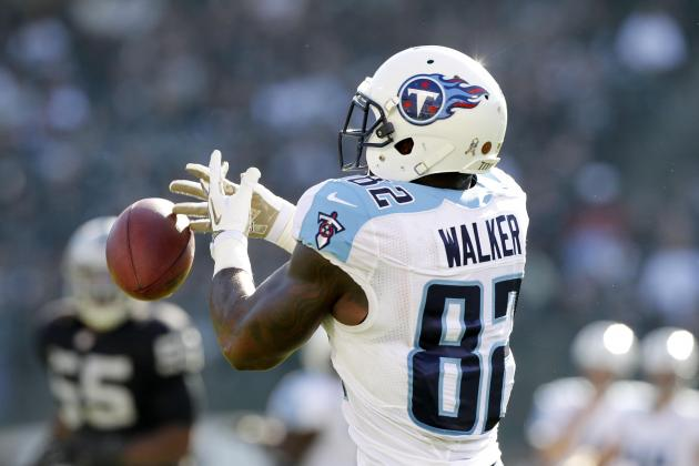 Titans Expect Delanie Walker's Return to Help Offense Alter Defense