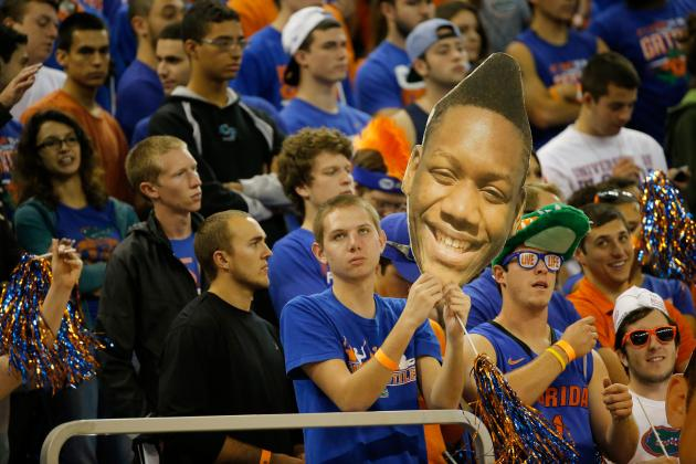 Video: Florida's Rowdy Reptiles Student Section Had A Flash Mob This Week